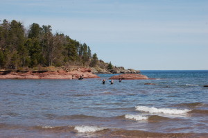 Little Presque Island Lake Superior Marquette