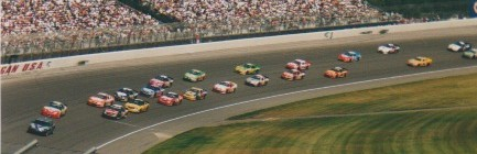 Is Michigan International Speedway NASCAR's Best Track? You Can Help It Win An Award
