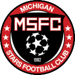 Michigan Stars Crest