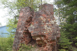 Mohawk Mill Pump House Ruins