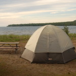 Munising Tourist Park Campground – Stunning Lake Superior Views Close To Pictured Rocks National Lakeshore