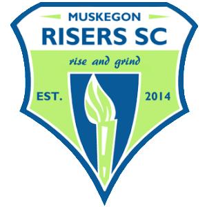 Muskegon Risers Crest