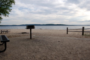 Pictured Rocks Beach Sand Point Munising - 12 Breathtaking Beaches