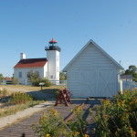 Sand Point Lighthouse – A Historic Museum Site on Little Bay De Noc in Escanaba