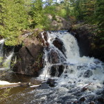 Schweitzer Falls – A Marquette County Waterfall That's Worth The Extra Effort