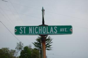 St. Nicholas Ave Christmas MI