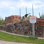 Michigan Roadside Attractions: Keweenaw Stone Ship USS Kearsarge and Veterans Memorial