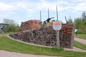 Stone Ship Kearsarge Keweenaw Michigan