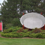 Michigan Roadside Attractions: World's Largest Cherry Pie in Traverse City