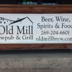 Old Mill Brewpub & Grill – Plainwell, MI