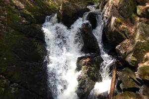 Alder Falls Upstream Falls Marquette MI