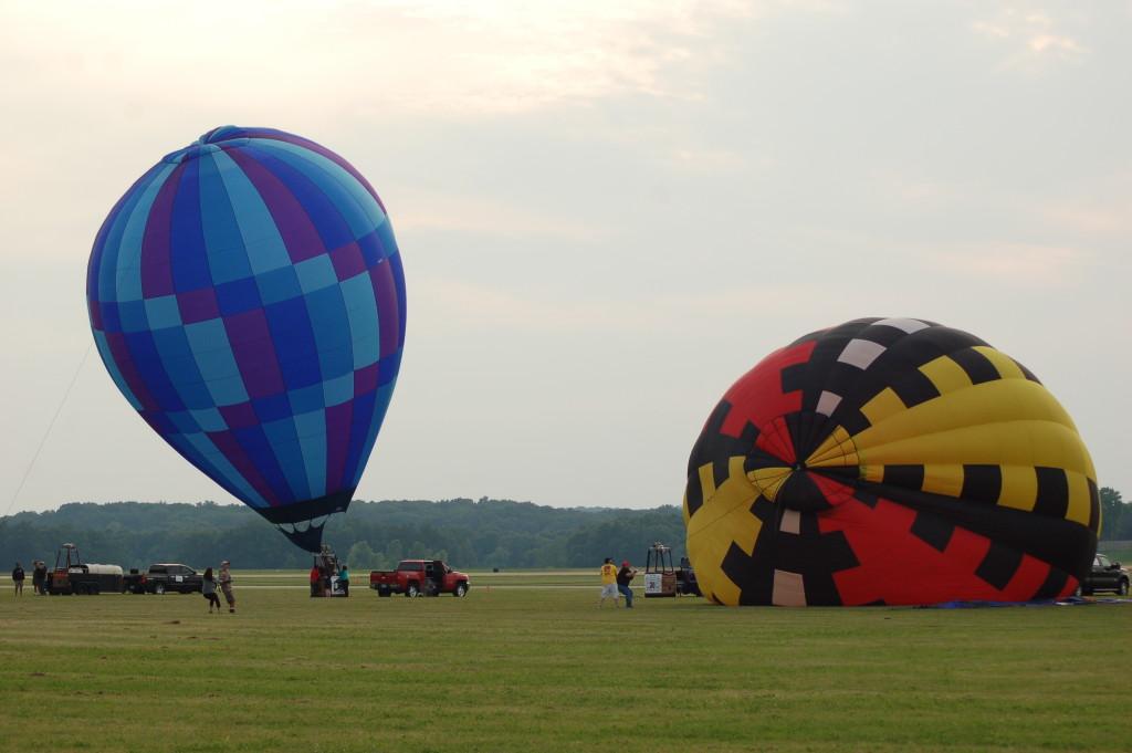 Balloon Show Battle Creek