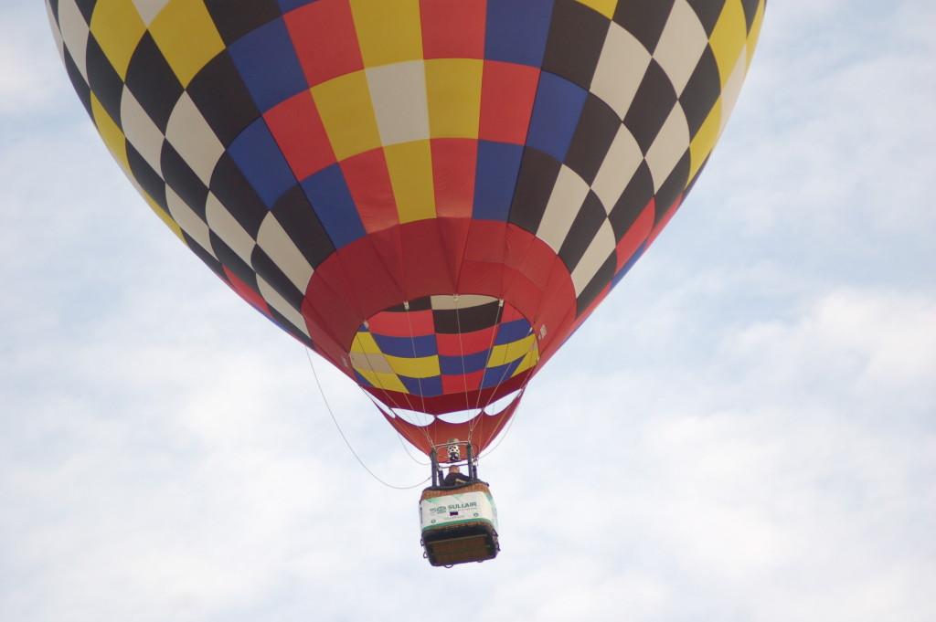 Battle Creek Balloon Show 2015