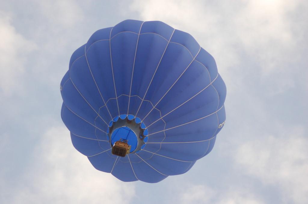 Battle Creek Field of Flight Balloon