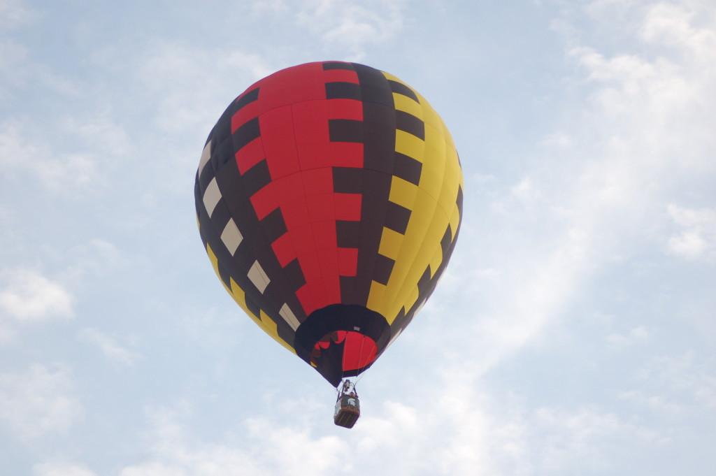 Battle Creek Hot Air Baloon 2015