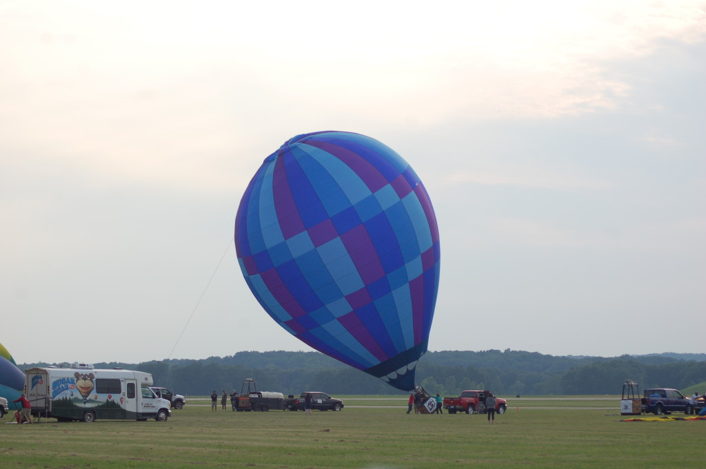 Battle Creek MI Balloon Show