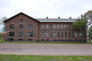 Calumet & Hecla Mining Headquarters Keweenaw Michigan