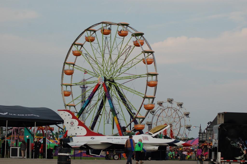 Carnival Battle Creek Balloon Show