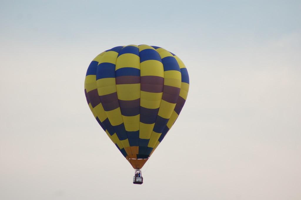 Field of Flight Battle Creek Hot Air Balloon