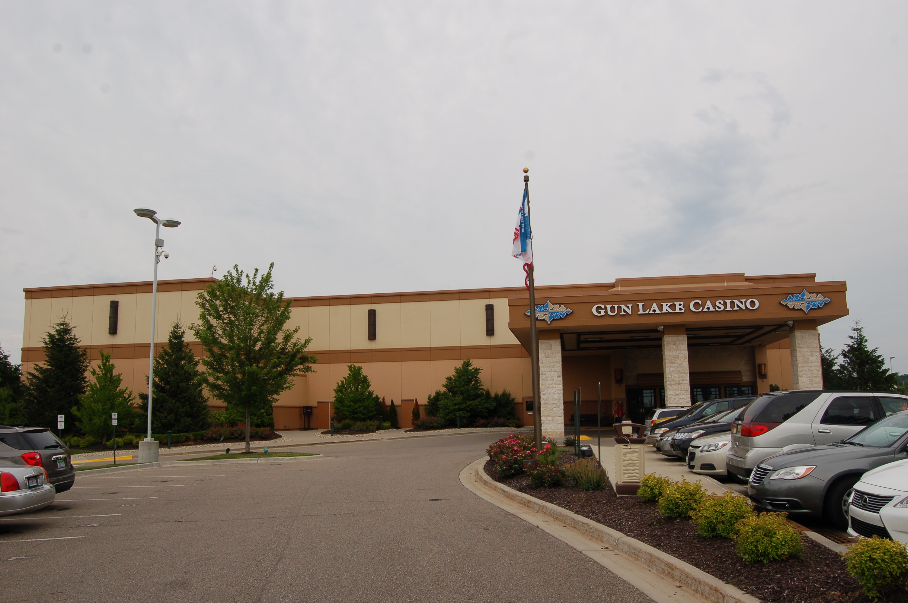 Gun lake casino employment center