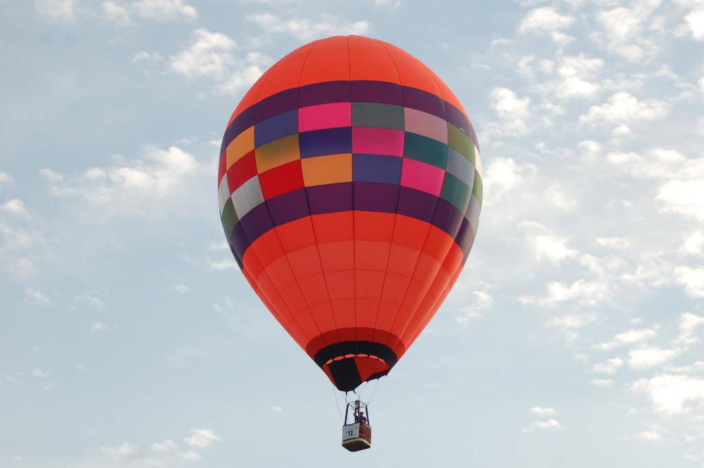 Hot Air Balloon Michigan Battle Creek