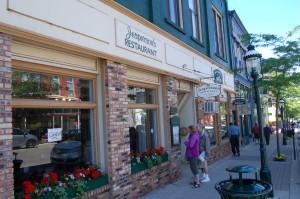 Jespersons Restaurant Petoskey MI Ernest Hemingway in Michigan