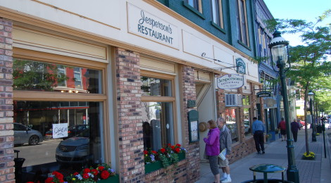 Ernest Hemingway in Michigan: A Walking Tour of Historic Sites in the Petoskey Area
