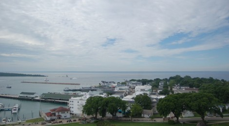 Is Mackinac Island Michigan's Best Romantic Destination? Help It Win New Poll Against World's Top Locations