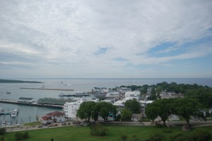 Mackinac Island View Michigan's Best Romantic Destination