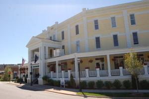 Perry Hotel Petoskey Hemingway