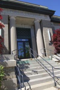 Petoskey Carnegie Library Hemingway