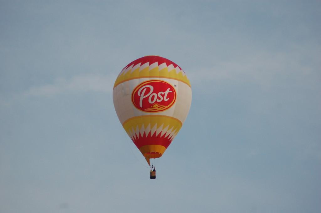 Post Hot Air Baloon Battle Creek