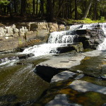 Black Slate Falls and Quartzite Falls – A Baraga County Waterfall Adventure