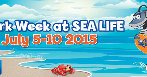 Shark Week and Octonauts Highlight July Michigan Fun at Sea Life Aquarium