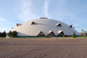 Superior Dome NMU Marquette MI