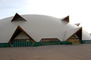 Superior Dome World's Largest Michigan