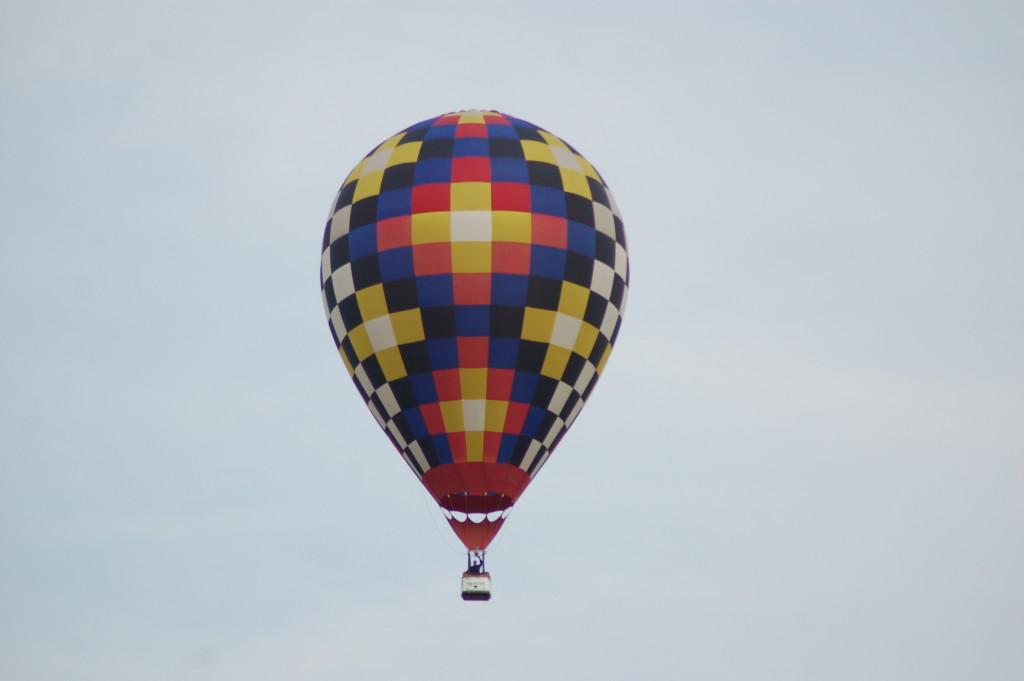 Wk Kellogg Airport Hot Air Baloon