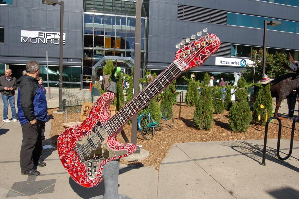 ArtPrize 2009 Guitar