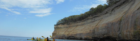 4 Ways To See Pictured Rocks National Lakeshore From The Water