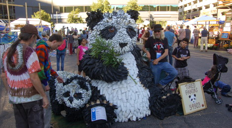 Photo Gallery Friday: A Look Back At ArtPrize 2013