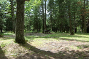 Haymeadow Falls Campground
