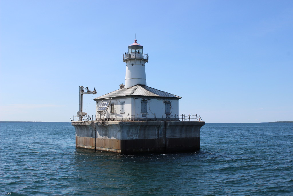 14 Foot Shoal Light