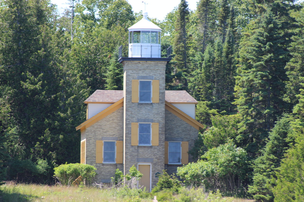 Bois Blanc Island Lighthouse