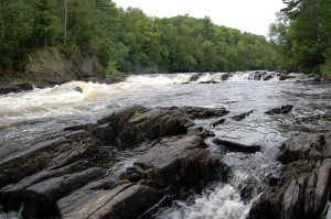 Misicot Falls Best Photo Waterfall Michigan
