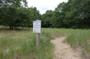 North Pttawa Dunes Trail Michigan