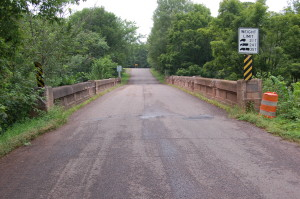 Ramsay Bridge Crossing Michigan