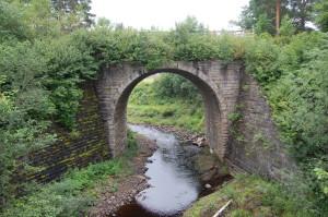 Ramsay Keystone Bridge Gogebic County