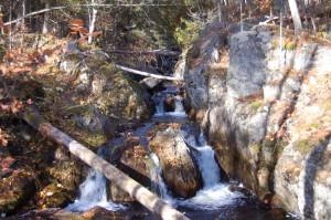 Reany Falls Autumn Marquette MI