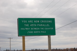 45th Parallel Alpena US31