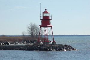 Alpena Light Feature Photo Michigan